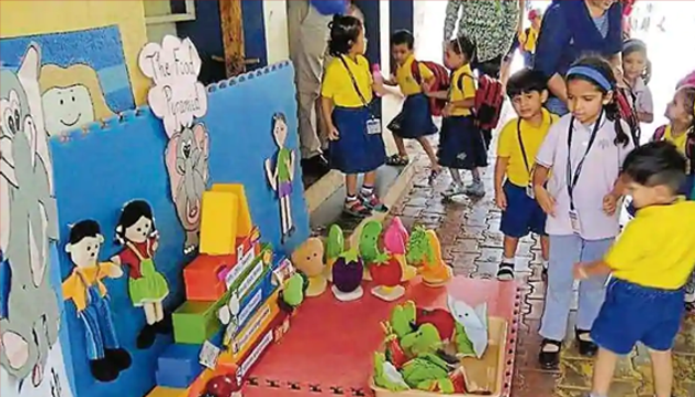 Fruit for thought: Healthy eating is now a mandate in most Mumbai schools